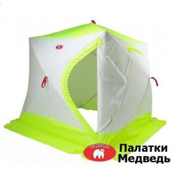 Палатка Медведь Куб-3
